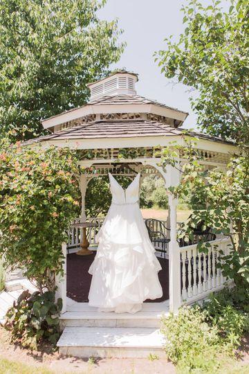 Showcase Dress @ Ceremony Site
