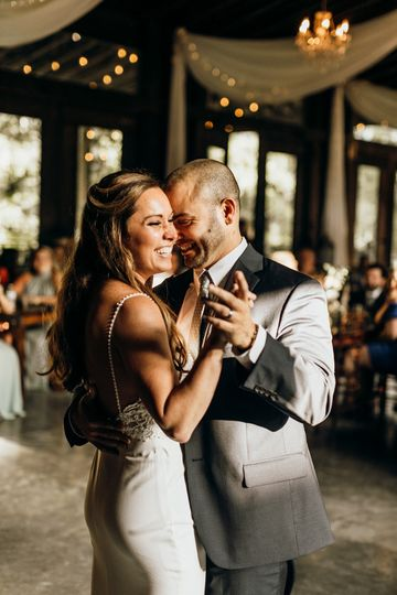 Wedding at Live Oak Plantation
