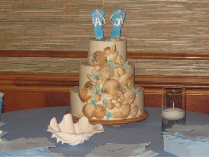 Tmx 1342794283667 IMG4582 Durham wedding cake
