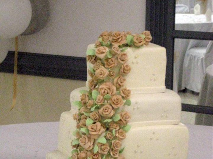 Tmx 1342794337973 IMG4462copy Durham wedding cake