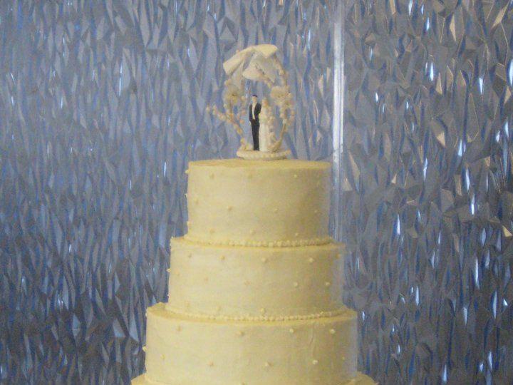 Tmx 1342794367499 MollyandMatt2 Durham wedding cake