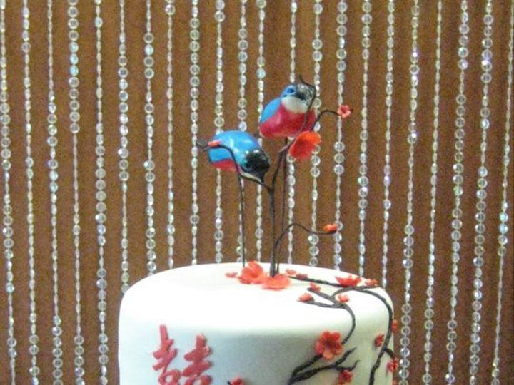 Tmx 1357691605945 IMG6018copy Durham wedding cake