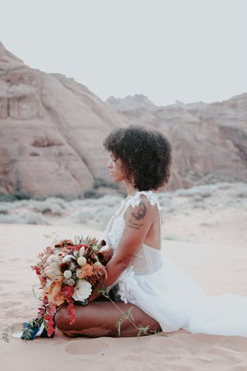 Snow Canyon Elopement