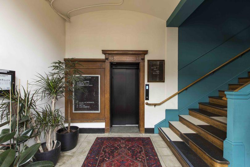 Ground floor entry