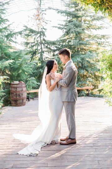 Serendipity wedding