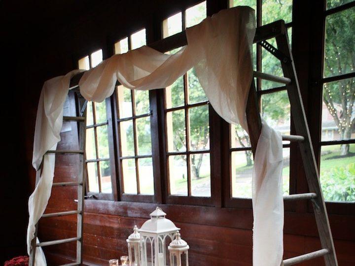 Tmx 1386795688094 Garden Party Themed Wedding Ladder Altar Decor Ins Portland, OR wedding rental