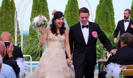 Sarah's Wedding Videography 1
