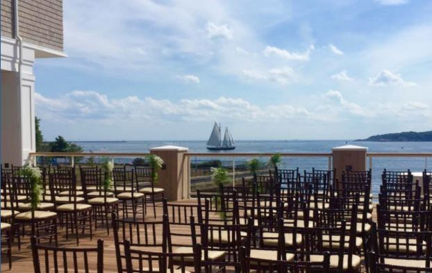 Oceanside Terrace Ceremony