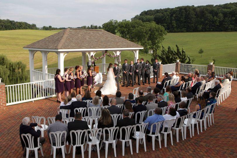 Morningside Inn - Venue - Frederick, MD - WeddingWire
