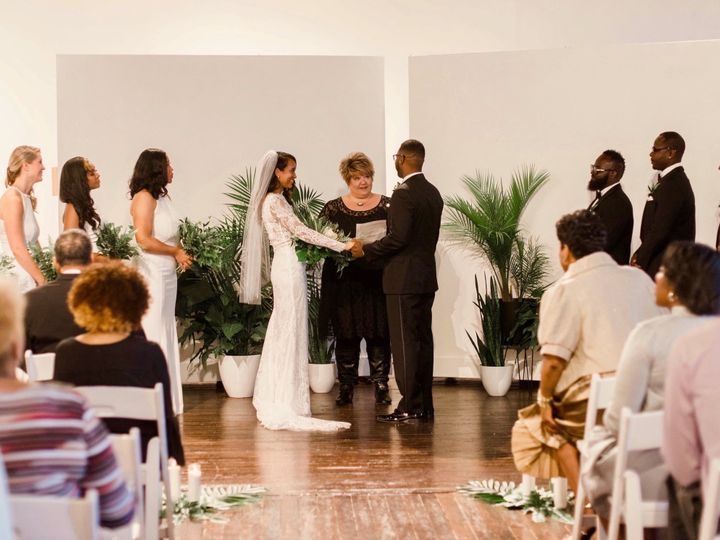 Tmx Fields Coleman Wedding 51 932207 Marietta, GA wedding officiant