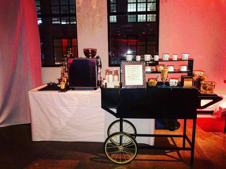 Tmx 1485811311898 Cart Setup Bridgewater, NJ wedding catering