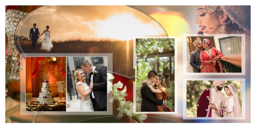 MrandMrsMoore Album Book