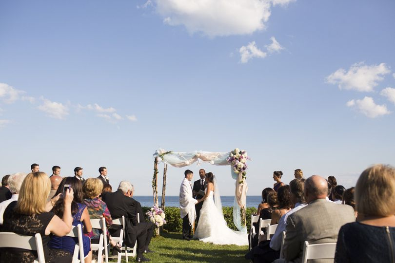 Misselwood Events At Endicott College Wedding Ceremony