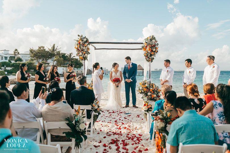 Riu Caribe Wedding