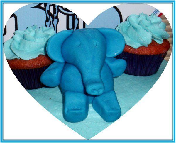 Tmx 1294120759535 Mcleanbabyshowercake1 Advance wedding cake