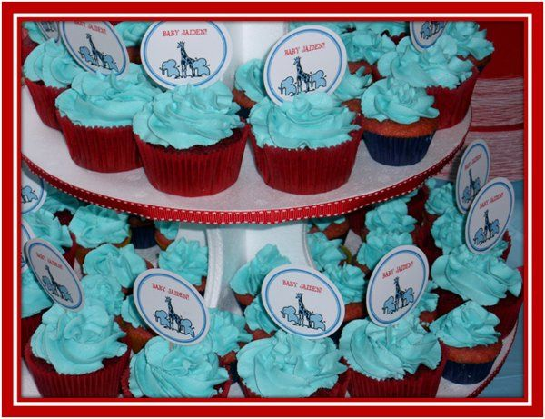 Tmx 1294120789863 Mcleanbabyshowercake5 Advance wedding cake