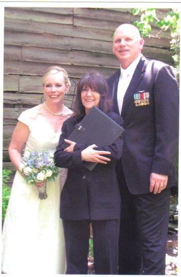Dan & Elizabeth's wedding Elkridge Furnace Inn