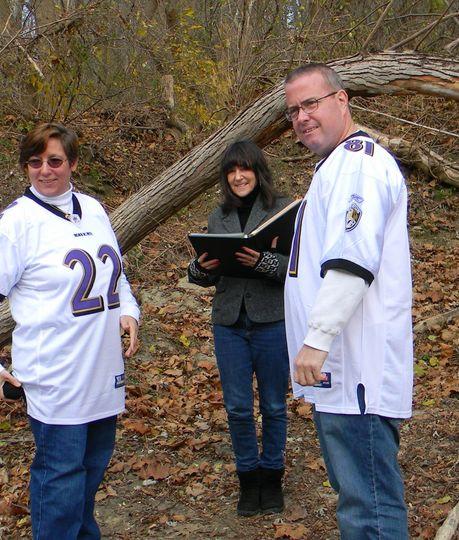 11-11-11 on the Patapsco riverbank