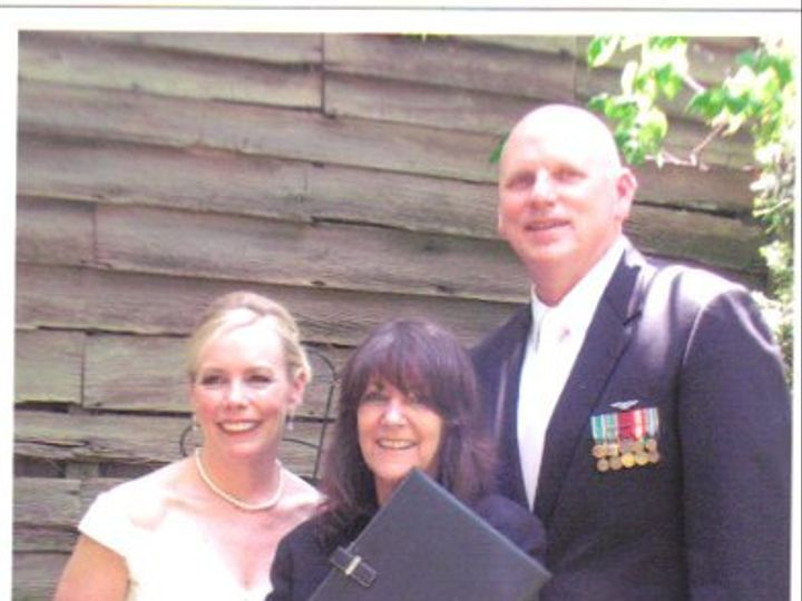 Tmx 1274219223826 CoupleatEFI Elkridge, MD wedding officiant