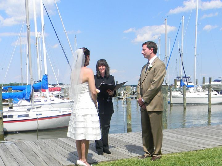 Tmx 1451923407605 Wedding Annapolis Waterfront Elkridge, MD wedding officiant