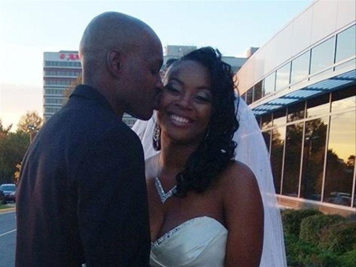 Tmx 1480859420264 Wedding Couples Jimmy Clarissa Hilton Bwi Elkridge, MD wedding officiant