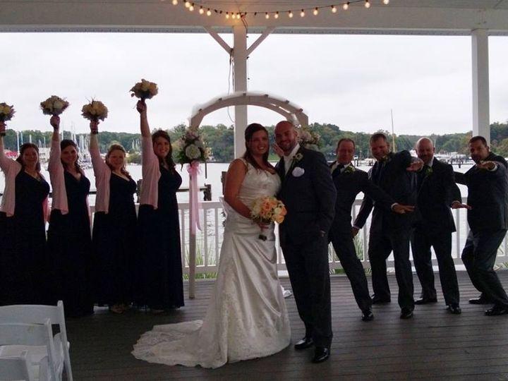 Tmx 1480859462944 Wedding Couples Ashley Tom Anchor Inn Elkridge, MD wedding officiant