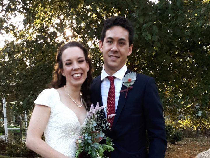 Tmx Celia And Matthew Hoco Conservancy 51 134207 157399597039843 Elkridge, MD wedding officiant
