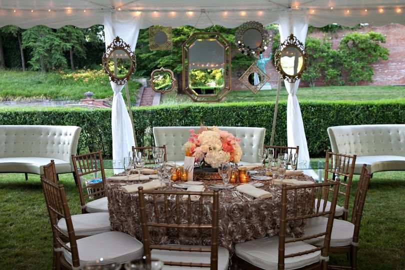 Table Toppers - Event Rentals - Baltimore, MD - WeddingWire