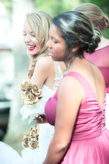 bride leaving cottageweb