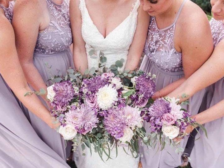 Tmx Aa Bridal Party 51 1895207 160917762423694 Afton, MN wedding florist