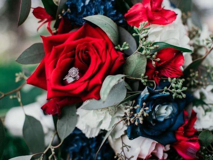 Tmx Bn Bouq And Ring 51 1895207 160917762863255 Afton, MN wedding florist