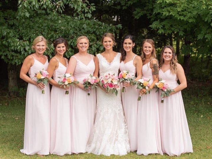 Tmx K Bridal Party 51 1895207 160917763013817 Afton, MN wedding florist