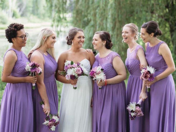 Tmx N Bridal Party 51 1895207 160917763640456 Afton, MN wedding florist