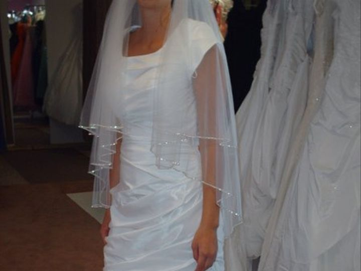 Tmx 1291153767692 HPIM0598 Oakdale wedding dress