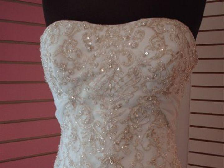 Tmx 1291153900739 HPIM0643 Oakdale wedding dress