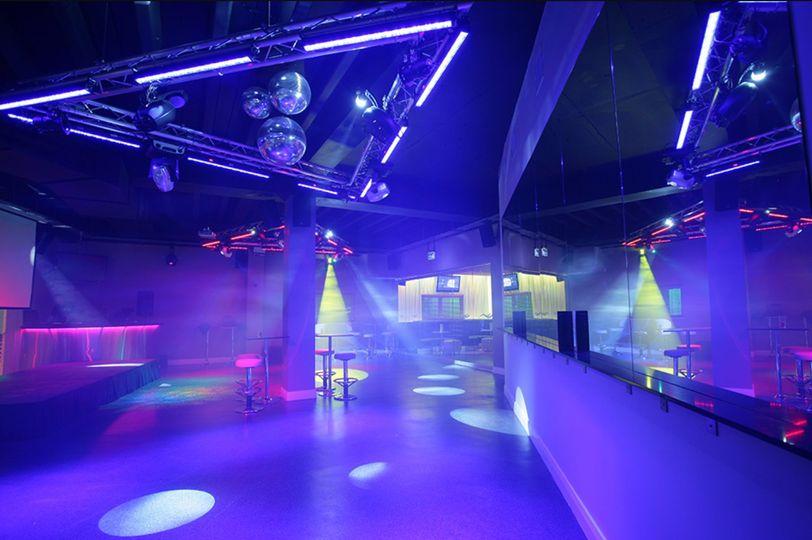 Club venues