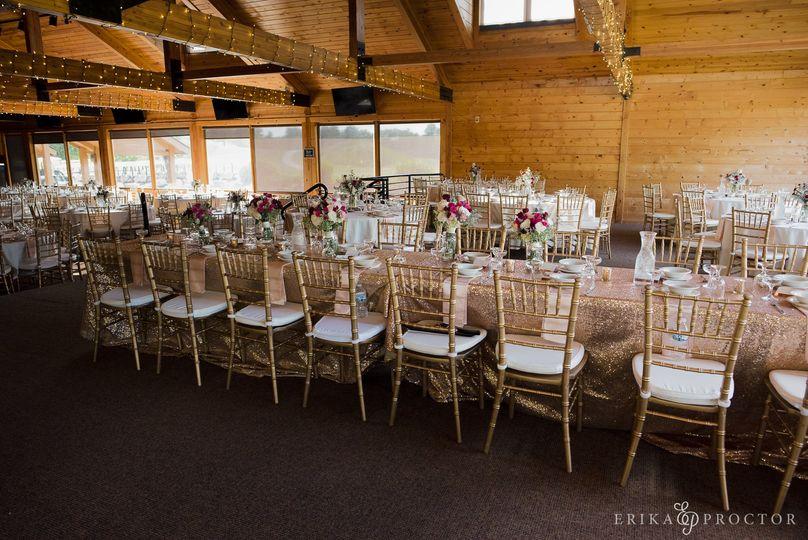 Myth pine wood interior