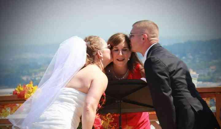 Weddings In Symmetry