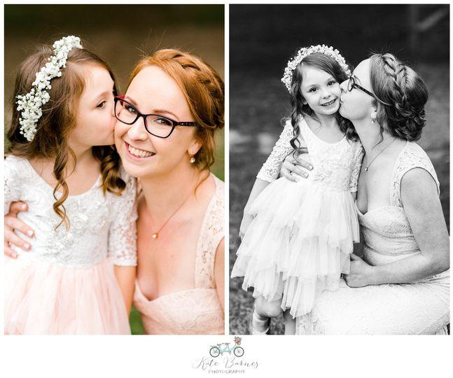 Mama & daughter sweetness