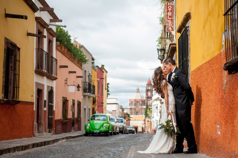 san miguel de allende wedding