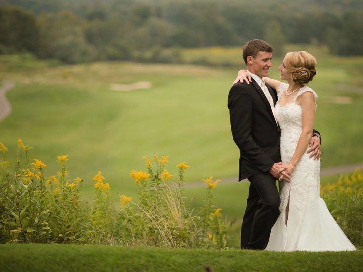 Tmx 1502379179112 Kd Bride And Groom 5th Hole 2 Walworth, New York wedding venue