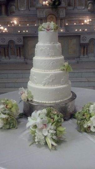 Neil C Spurlin Cakes Wedding Cake Augusta Ga Weddingwire