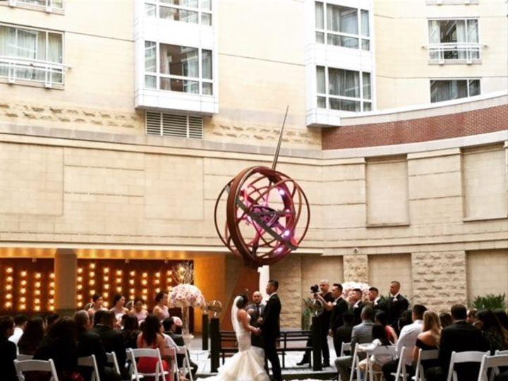 Tmx 1521636754 B20812c33cc15b11 1521636753 B863590cf89d4b2e 1521636753463 1 Courtyard Ceremony Cambridge, MA wedding venue
