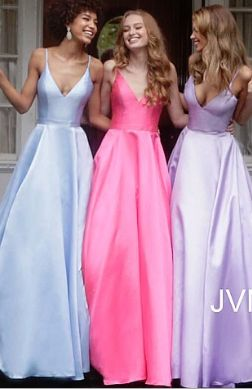 Bridesmaids by JVN by Jovani