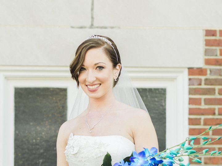 Tmx 1397664328967 Blue Dendrobium Orchid Brid Pasadena, Maryland wedding florist
