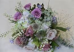 Tmx 1397669719944 Garden Bouquet Of Lavenders And White Pasadena, Maryland wedding florist