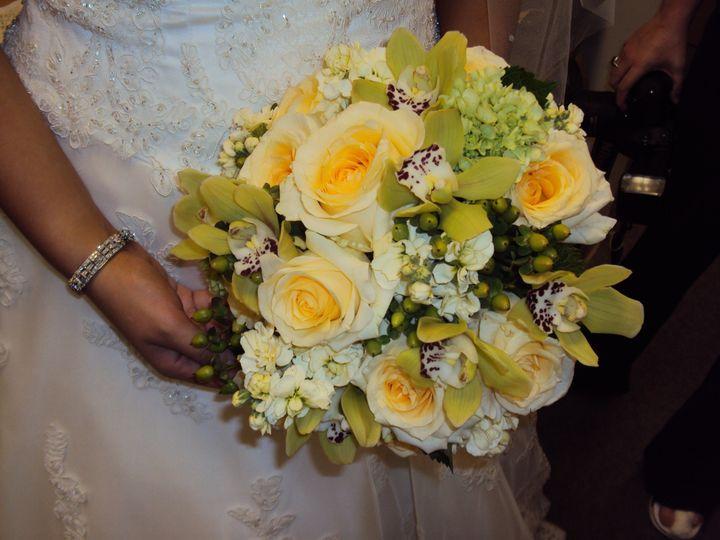 Tmx 1397671449833 Yellowbridalcraigsole Pasadena, Maryland wedding florist