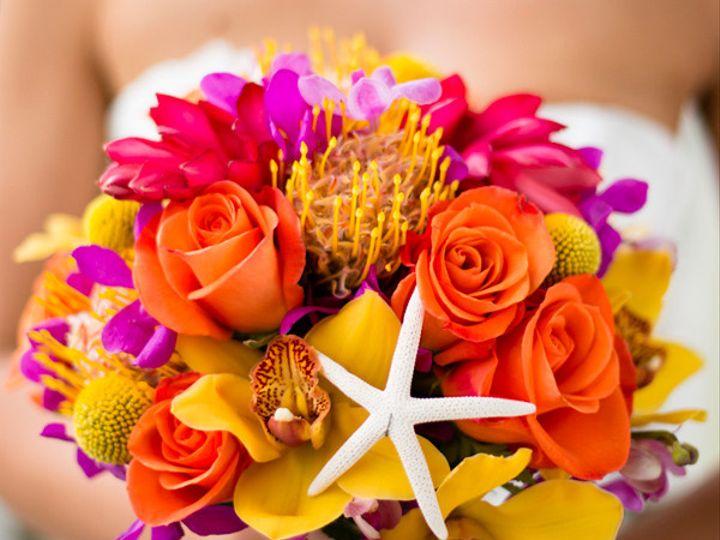Tmx 1433224030143 Bouquet With Starfish Pasadena, Maryland wedding florist
