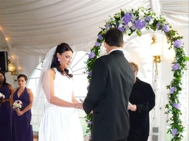 Tmx 1436199720854 Purple Hydrangea Roses And Lilies Pasadena, Maryland wedding florist