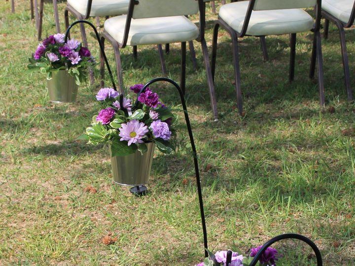 Tmx 1436199988636 Aisle Purples And Lavenders On Shephard Hooks Pasadena, Maryland wedding florist